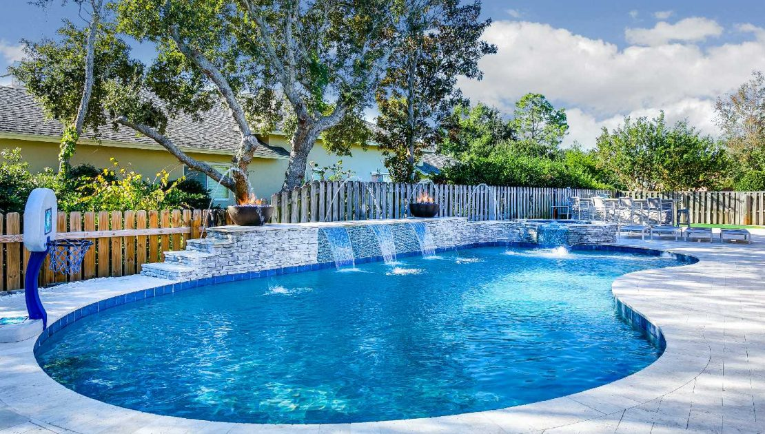 Gulf Breeze Pool Construction - Gulf Breeze Pool Builder - Gulf Breeze Pool Contractor