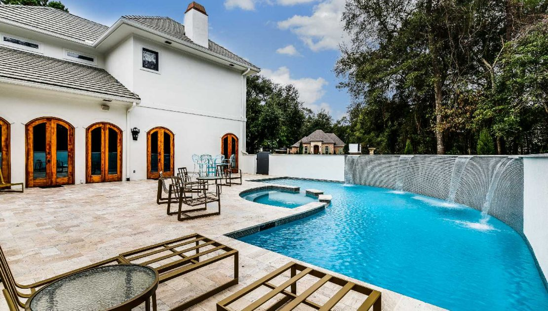 Mobile Pool Construction - Mobile Pool Builder - Mobile Pool Contractor
