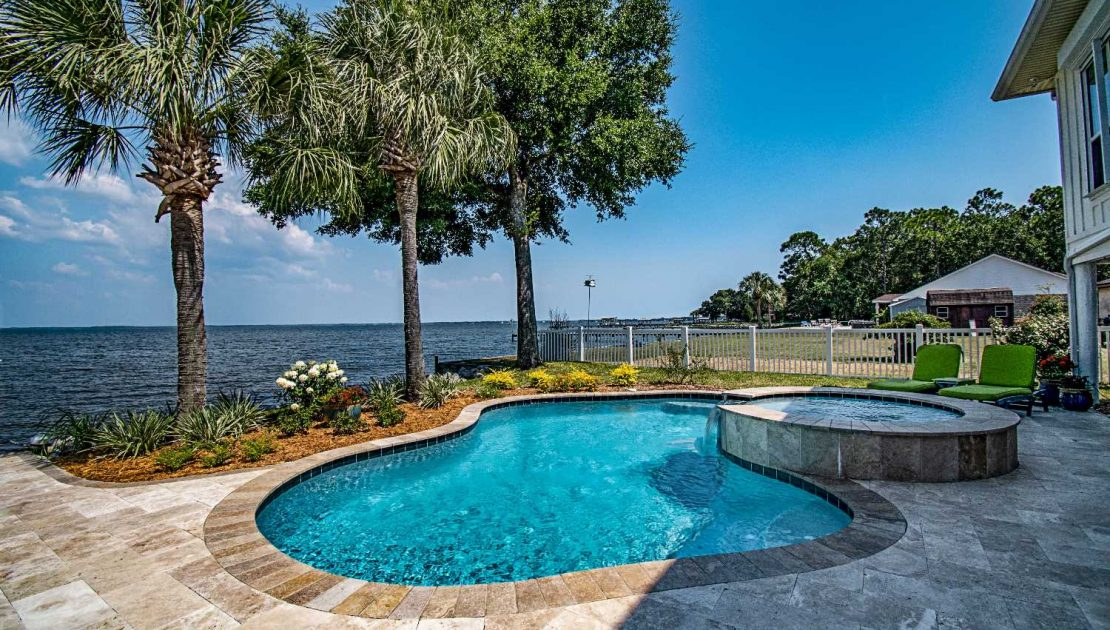 Gulf Shores Pool Construction - Gulf Shores Pool Builder - Gulf Shores Pool Contractor