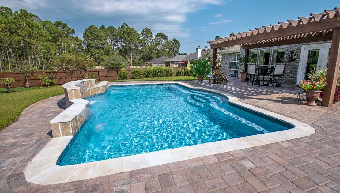 Pensacola Pool Construction - Pensacola Pool Builder - Pensacola Pool Contractor