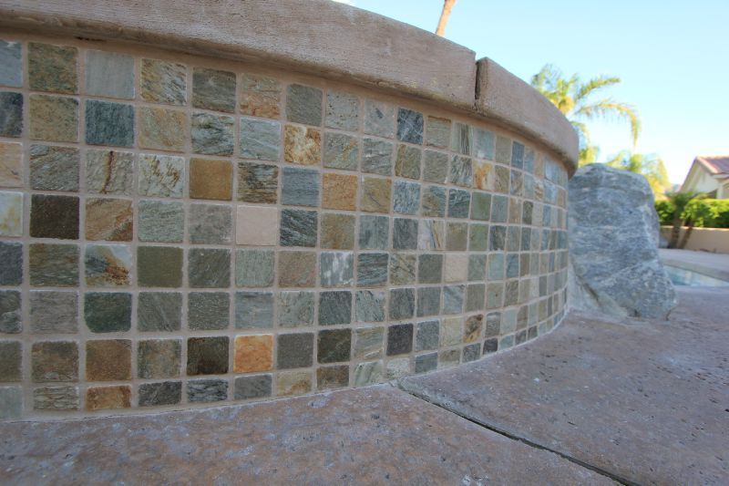 The Pool Tile & Coping Installation Process
