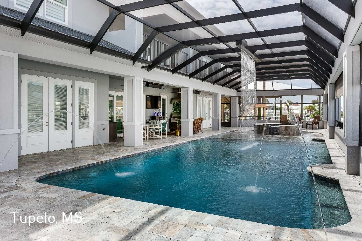 Tupelo, MS - Southern Poolscapes