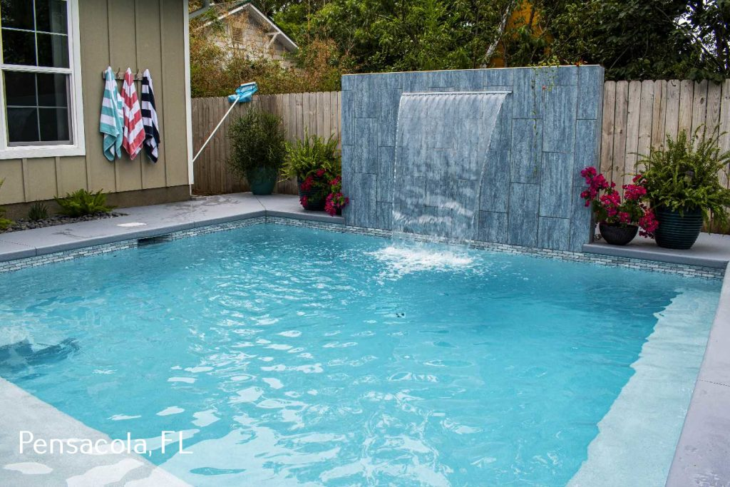 Luxury Inground Pool Builders - Southern Poolscapes