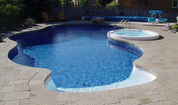 Vinyl Pool Designs by Southern Poolscapes